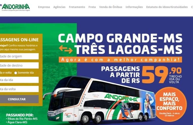 MS: Andorinha e Motta passam operar o trecho Campo Grande x Três Lagoas x Campo Grande
