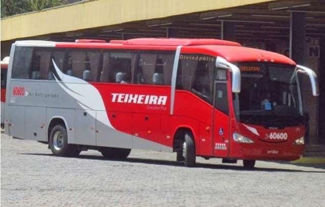 MG: Assaltante arranca pedaço da orelha de passageiro da Viação Teixeira durante assalto