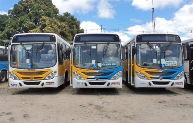 Natal enfrenta paralisação de ônibus e apenas 40% da frota circula nesta sexta-feira