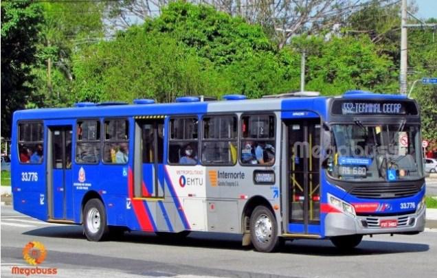 SP: EMTU autoriza o aumento da frota e do número de viagens em 13 linhas da região de Guarulhos