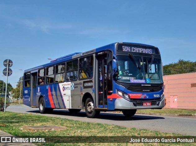 SP: Ônibus da EMTU que liga Paulínia a Campinas segue superlotados – Vídeo