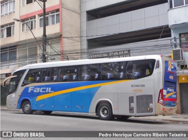 RJ: Petrópolis autoriza ônibus intermunicipais parar fora da rodoviária