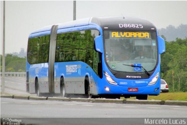 Homem acaba detido após ejacular em passageira do BRT Rio