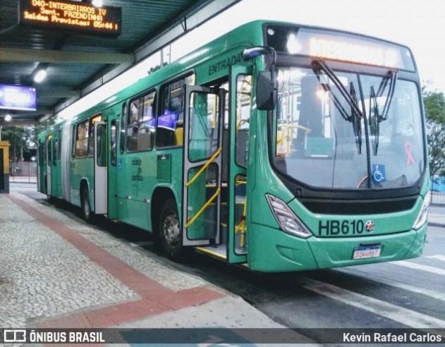 Prefeitura de Curitiba desmente informação que ônibus Interbairros deixarão de ligar terminais