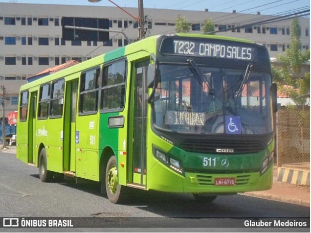 Teresina: Sindicato dos rodoviários descarta greve de ônibus nesta sexta-feira