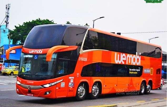 WeMobi inicia operação no trecho Belo Horizonte x Rio e chama atenção com passagem mais baratas