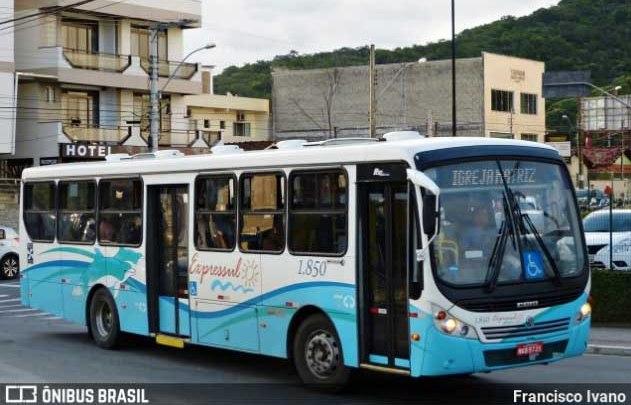 Balneário Camboriú: Expressul deixa de operar na cidade e demite todos os funcionários