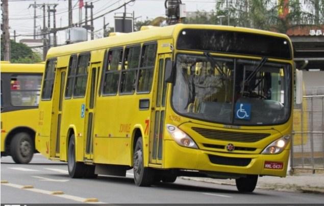 SC: Joinville permite aumento na ocupação máxima permitida nos ônibus urbanos