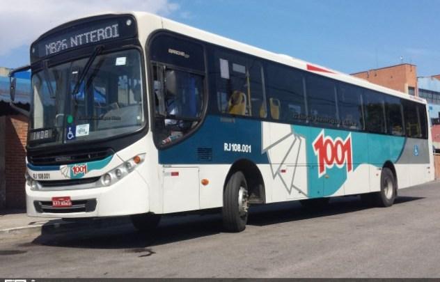 Detro-RJ realiza operação em ônibus intermunicipais em  Niterói e São Gonçalo