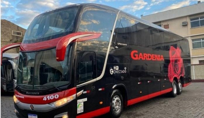 Expresso Gardenia pode disponibilizar ônibus LD com nova identidade visual em breve