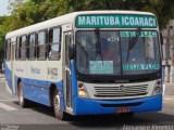 PA: ônibus pega fogo na Região Metropolitana de Belém