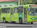 Teresina vive caos no transporte pelo segundo dia de greve dos rodoviários