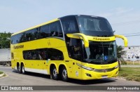 Rio: Viação Itapemirim escala seus recentes ônibus incorporados para o Espírito Santo