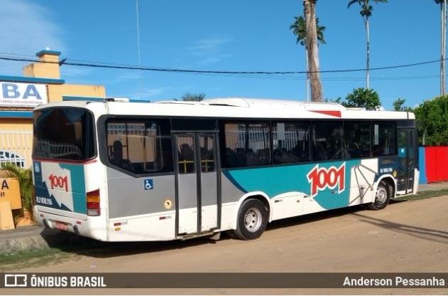 Detro RJ transfere seis linhas da Auto Viação 1001 para a Viação Quissatur