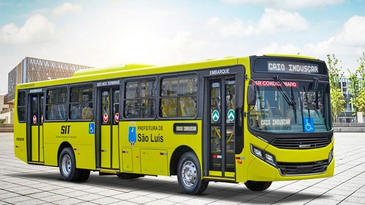 Transportes Coletivos Maranhense – TCM renova parte da frota com 20 ônibus da Caio