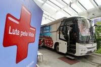 BA: Hospital da Mulher recebe Hemóvel e realiza coleta de sangue e cadastro de medula óssea