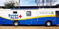 SP: Bragança Paulista anuncia atendimento com ônibus da Saúde