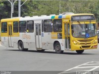 Salvador: Motorista de ônibus é baleado durante assaltos na Suburbana