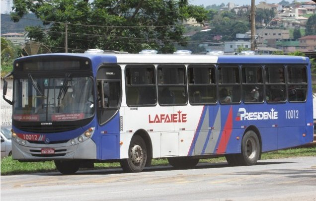 MG: Termina a paralisação de funcionários da Viação Presidente Lafaiete