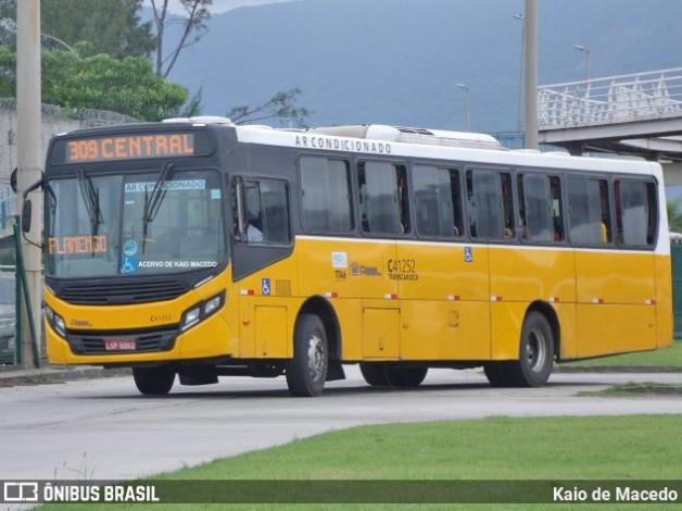 Justiça do Rio volta bloquear bens de empresas de ônibus e de consórcios do transporte