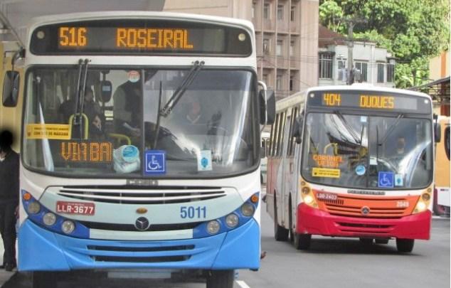 RJ: Empresas de ônibus de Petrópolis ampliam higienização da frota