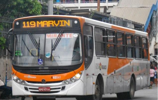 RJ: Nova Iguaçu inicia vistoria nos ônibus municipais