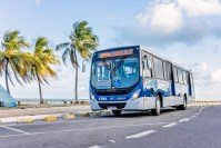 PE: Cidade Alta Transportes  renova frota com 15 novos ônibus chassis Volvo B270F