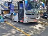 SP: Polícia Rodoviária apreende passageiro de ônibus e localiza 21 kg de entorpecentes em bagageiro