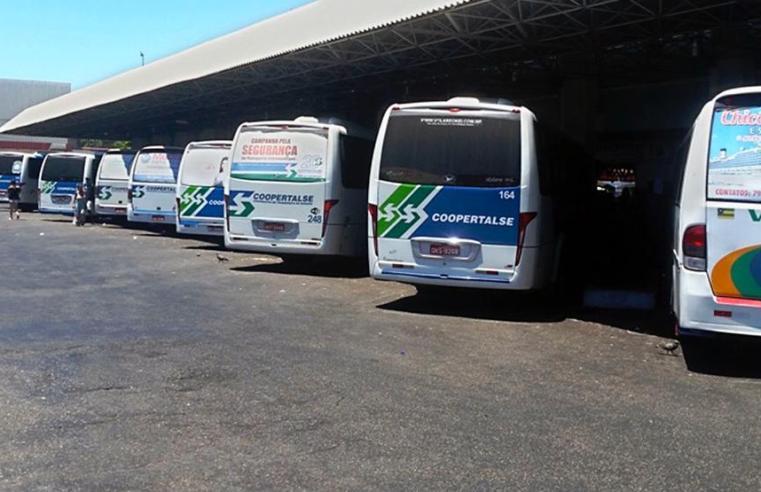 Sergipe: Frota reserva do transporte intermunicipal é liberada para festas de fim de ano