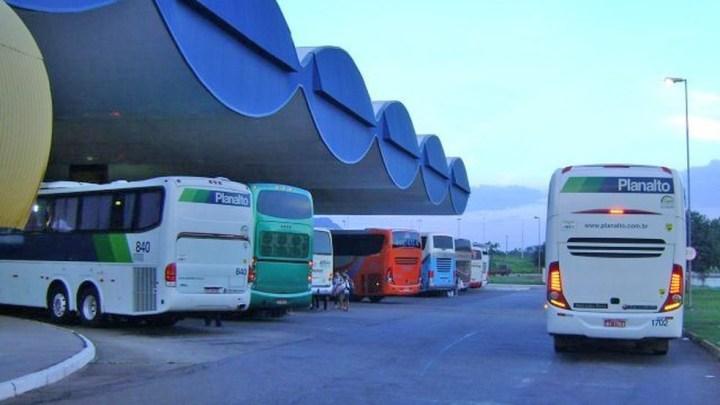 Rodoviária de Palmas segue com aumento de passageiros e sem fiscalização no combate a Covid-19