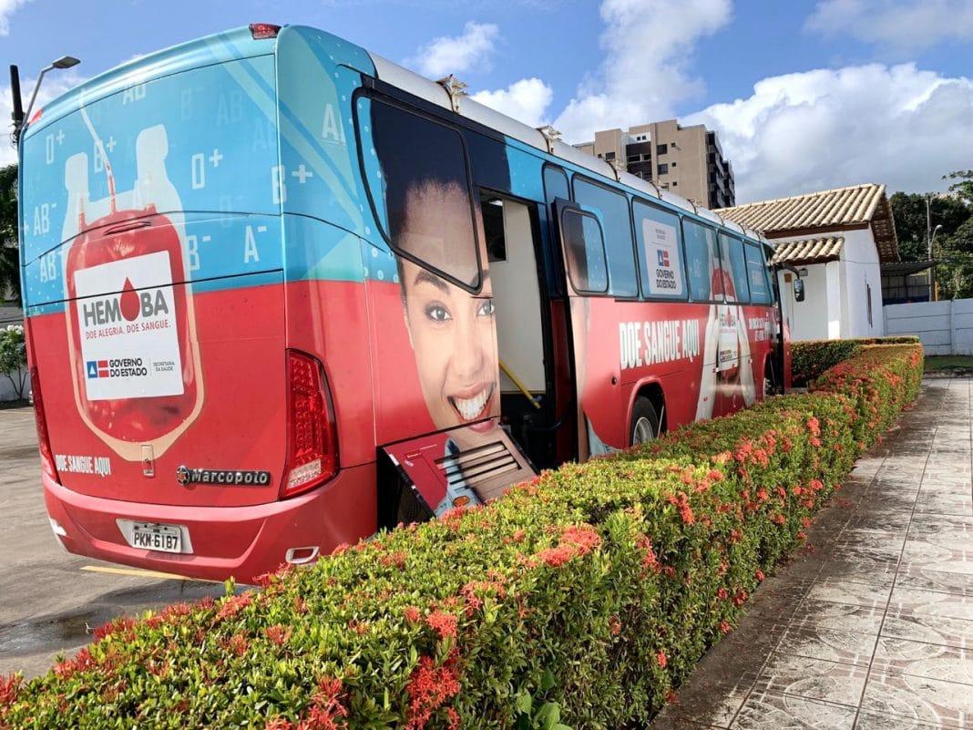Salvador: Hemoba realiza coleta itinerante em Nova Brasília e Cajazeiras