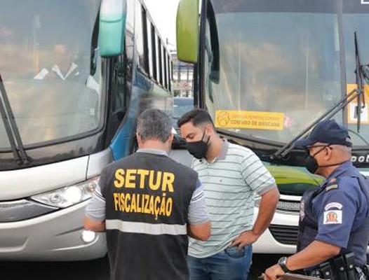 SP: Santos anuncia instalação de barreiras sanitárias nas festas de fim de ano
