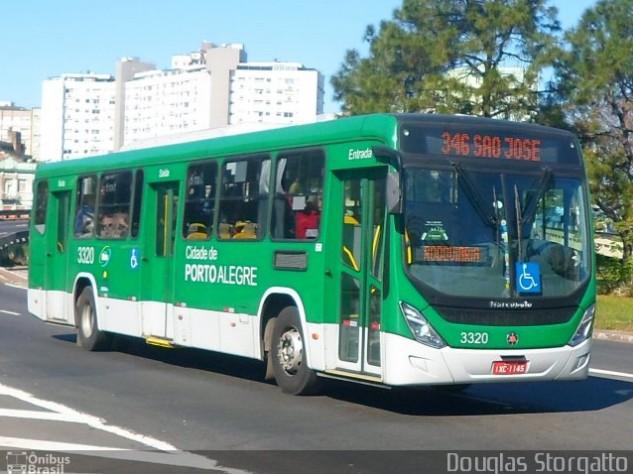 Porto Alegre anuncia nova ampliação de viagens de ônibus