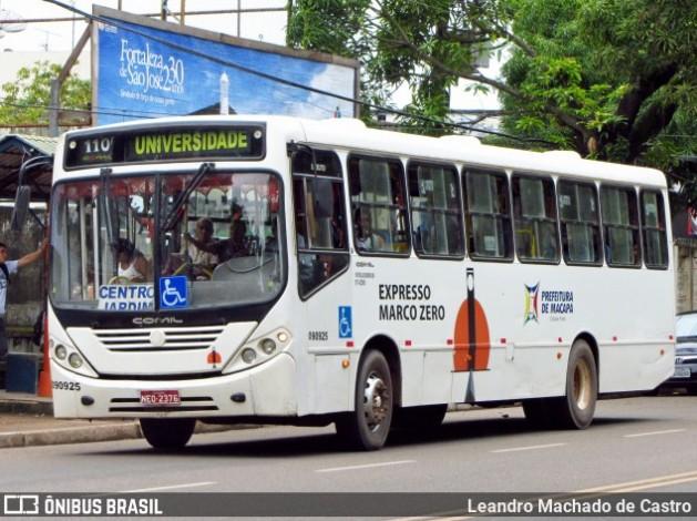 Macapá determina que frota de ônibus circule com 100% dos ônibus neste domingo de eleições