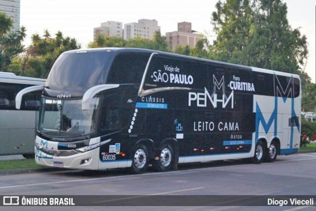 Penha inicia operação na São Paulo x Curitiba x São Paulo com tarifa promocional