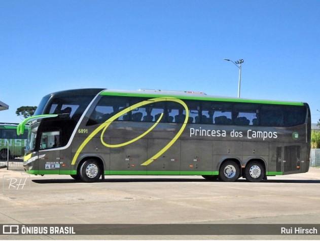 PR: Princesa dos Campos anuncia três horários na linha Pato Branco x Curitiba