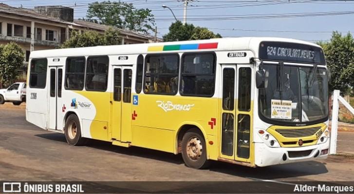 Termina a greve de ônibus de Rio Branco, após 5 dias de paralisação