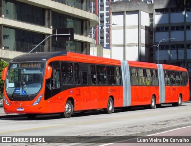 Curitiba: Câmara Municipal prorroga regime emergencial do transporte até junho de 2021
