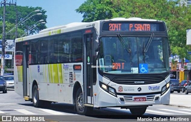 SP: Rodoviários de São Vicente entram em greve nesta terça-feira