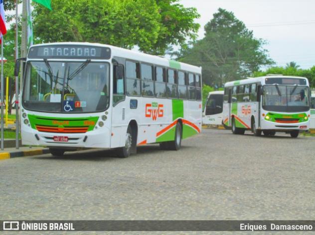 BA: Eunápolis segue sem ônibus circulando por falta de segurança neste fim de ano