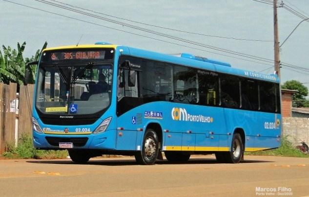 Porto Velho anuncia implantação de nova linha de ônibus. Veja o que muda