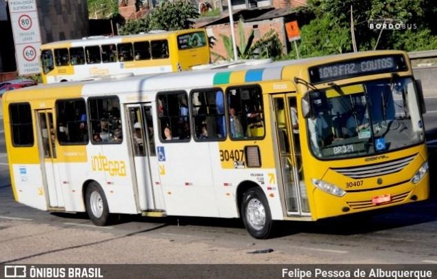 Prefeitura de Salvador informa que horários de ônibus terão alterações neste fim de ano