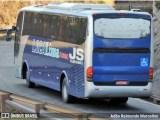MG: ANTT diz que ônibus que caiu de viaduto em João Monlevade não tinha autorização para transportar passageiros