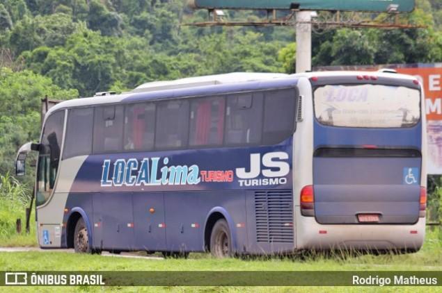 MG: JS Turismo informou que Localima era responsável pelo ônibus que caiu da ponte na BR-381
