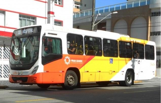 SP: Viação Piracicaba pede aumento na tarifa de ônibus de Praia Grande