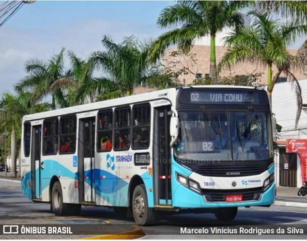 SP: Ônibus da Viação Litoral Sul não rodaram nesta terça-feira por falta de combustível