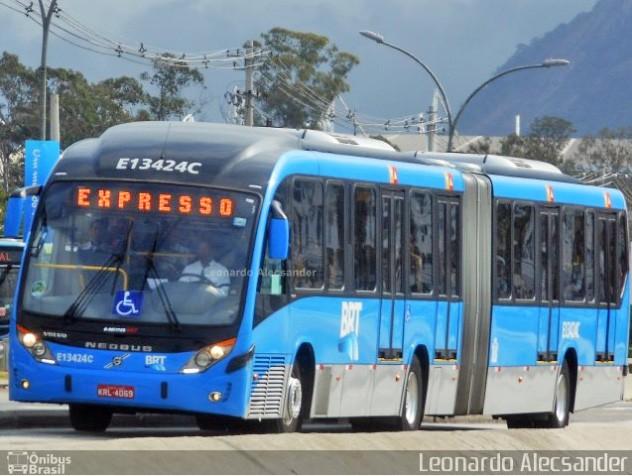 Rio: Paralisação dos funcionários do BRT chega ao fim, após consórcio sinalizar o pagamento do 13º salário
