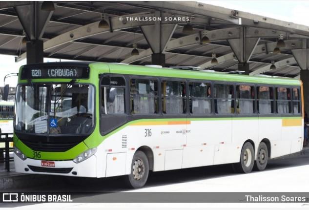 Grande Recife poderá ter greve de ônibus nesta terça-feira 22