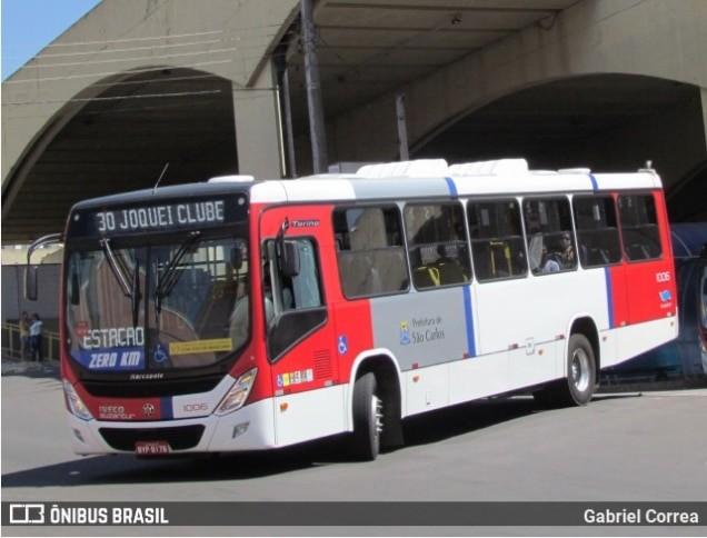 SP: São Carlos cria linha expressa de ônibus atendendo dois bairro ao centro