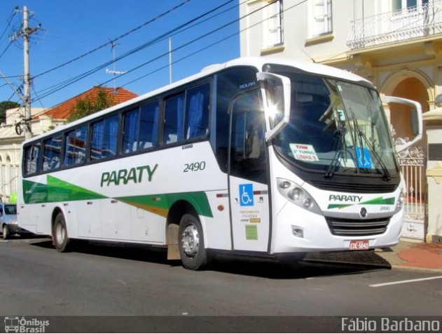 SP: Acidente entre carro e ônibus da Viação Paraty deixa um morto em Araraquara